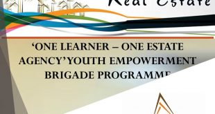 one estate agency one learner youth empowerment programme