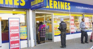 Job opportunities at Ellerines South Africa