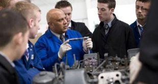 mercedes benz academy offers CA training