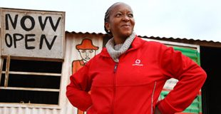 Vodacom Change the World