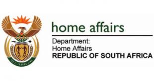 Dept of Home Affairs South Africa Internships Jobs Vacancies