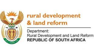 DRDLR Careers Internships Learnerships Vacancies Jobs Youth Development Programme