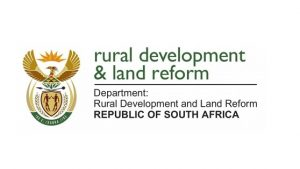 Department of Agriculture Land Reform and Rural Development